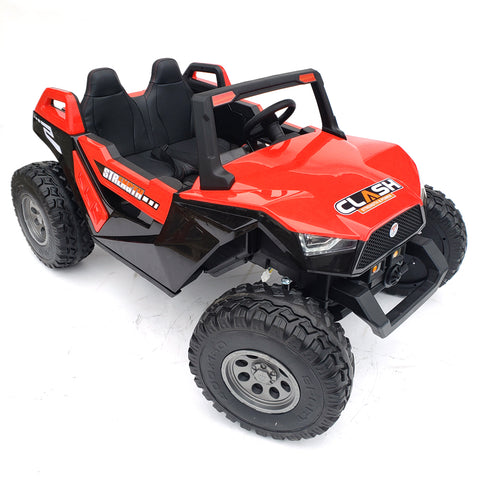 Buggy sx 1928 mp4 red ,4 Motors, 24 Volts , Touch Screen