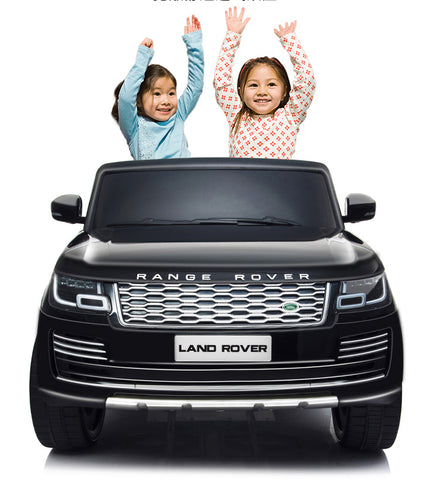 Range Rover 999 Super Sport Black Color Kids Electric Ride On Car *TV Screen* 2.4G Remote Control*USB/SD Card Input