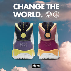 WMNS AJ9 Change the World