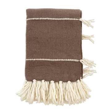 FRINGE THROW - EARTH