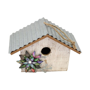 FLOWER BIRDHOUSE