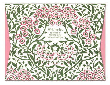 MICHAELMAS DAISIES WRITING SET