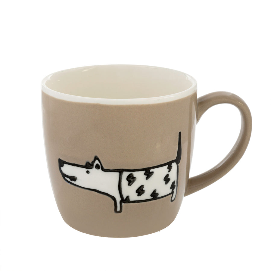 DOG DAYS MUG TAUPE