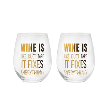 WINE IS LIKE...