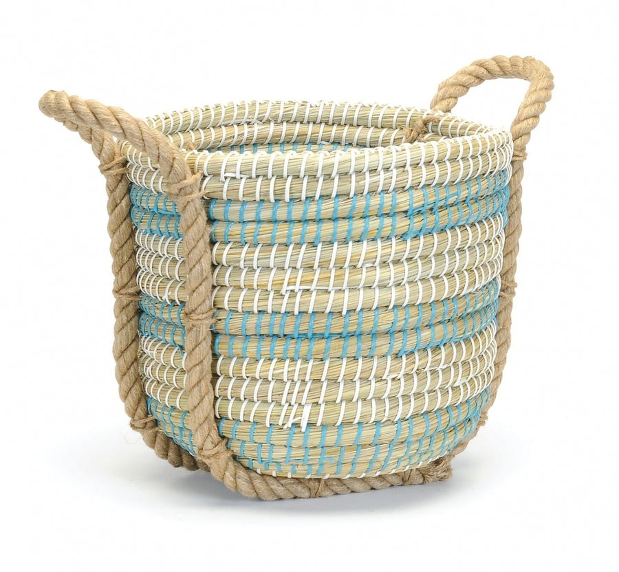 GRASS DECOR BASKET
