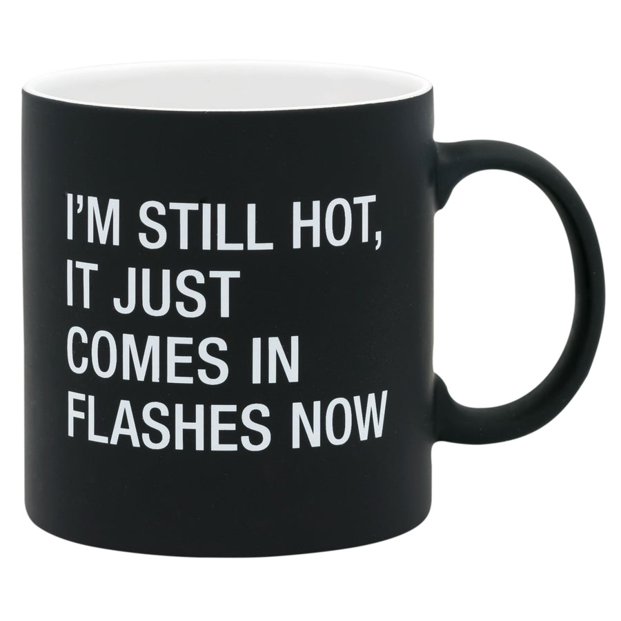 FLASHES NOW MUG