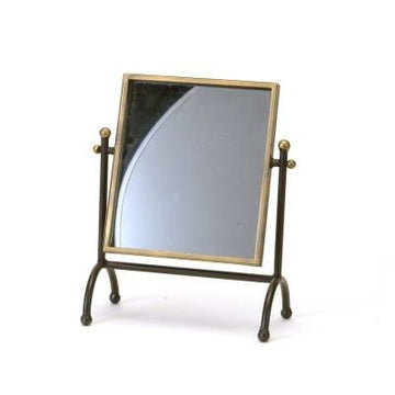 MIRROR/SWIVEL STAND