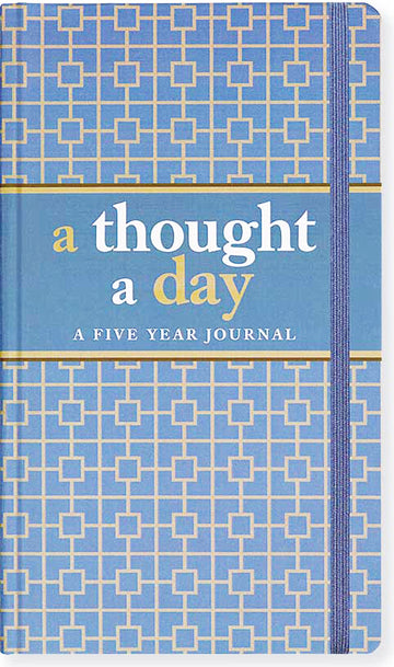 A THOUGHT A DAY - 5 YEAR JOURNAL