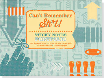 STICKY NOTES - CAN'T REMEMBER...
