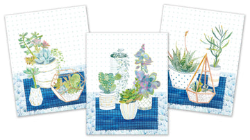 ART PRINTS - SUCCULENTS