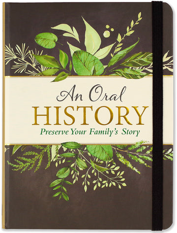 GUIDED JOURNAL AN ORAL HISTORY