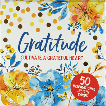 INSIGHT CARDS - GRATITUDE