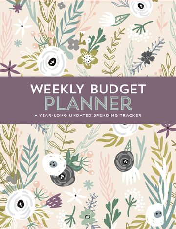 WEEKLY BUDGET PLANNER