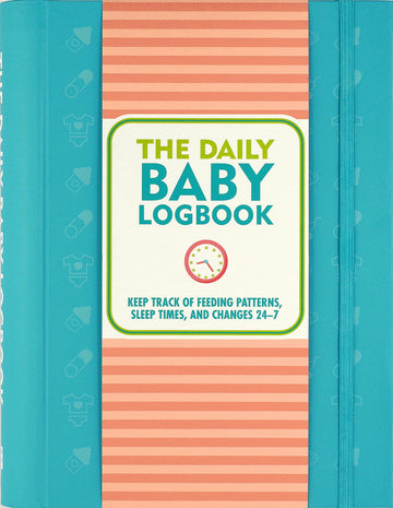 DAILY BABY LOGBOOK