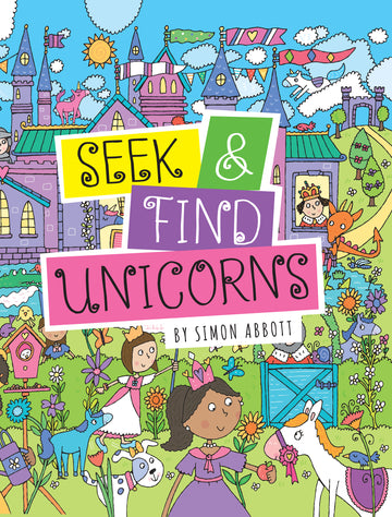 UNICORNS SEEK & FIND