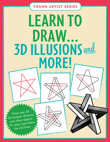 LEARN TO DRAW 3D ILLUSIONS