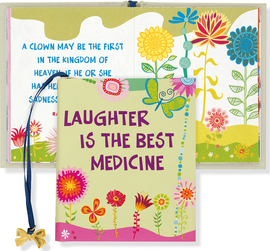 LAUGHTER...BEST MEDICINE