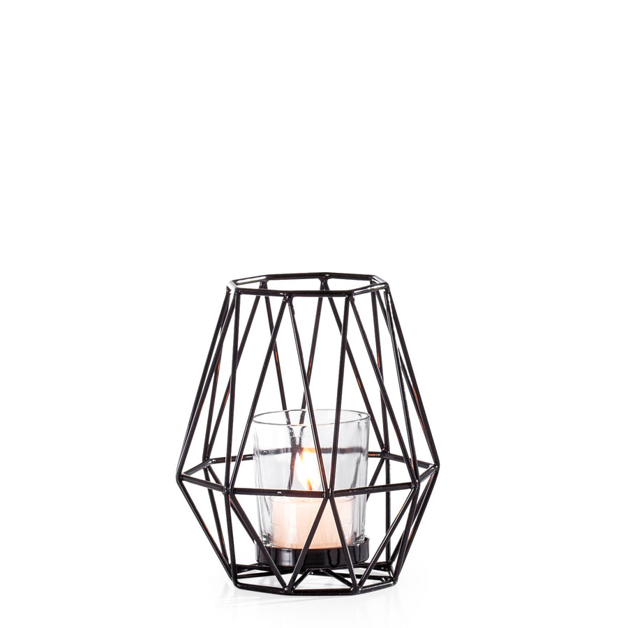 BLACK DIAMOND TEALIGHT HOLDER