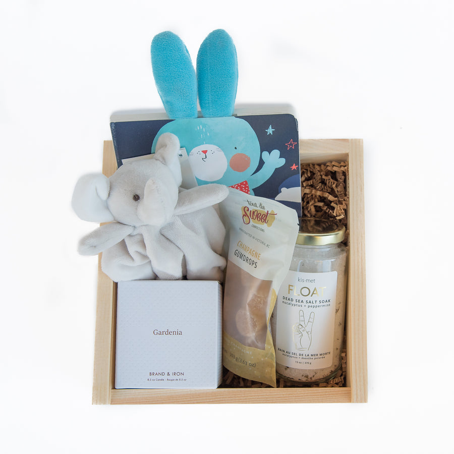 MOMMA AND BABY GIFT BOX