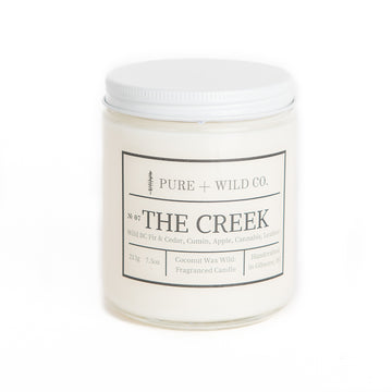 THE CREEK CANDLE