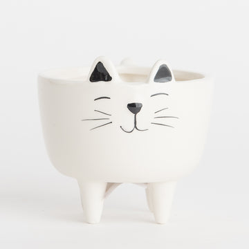 SMALL CAT PLANTER