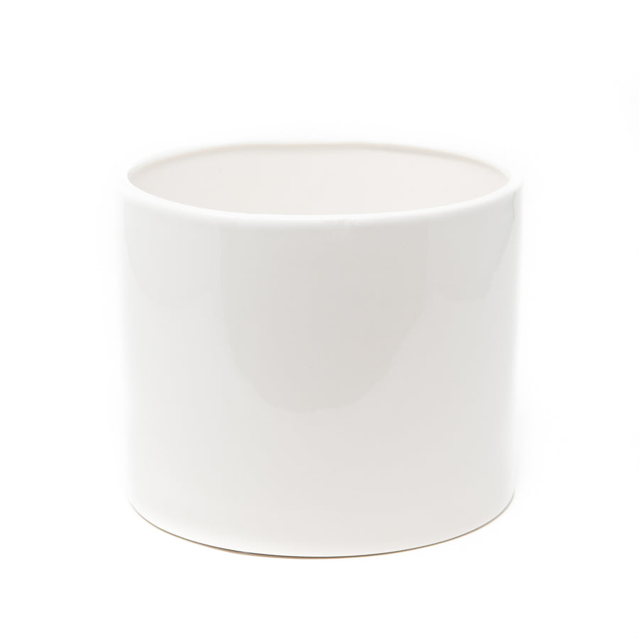 ANISSA WHITE GLOSS POT