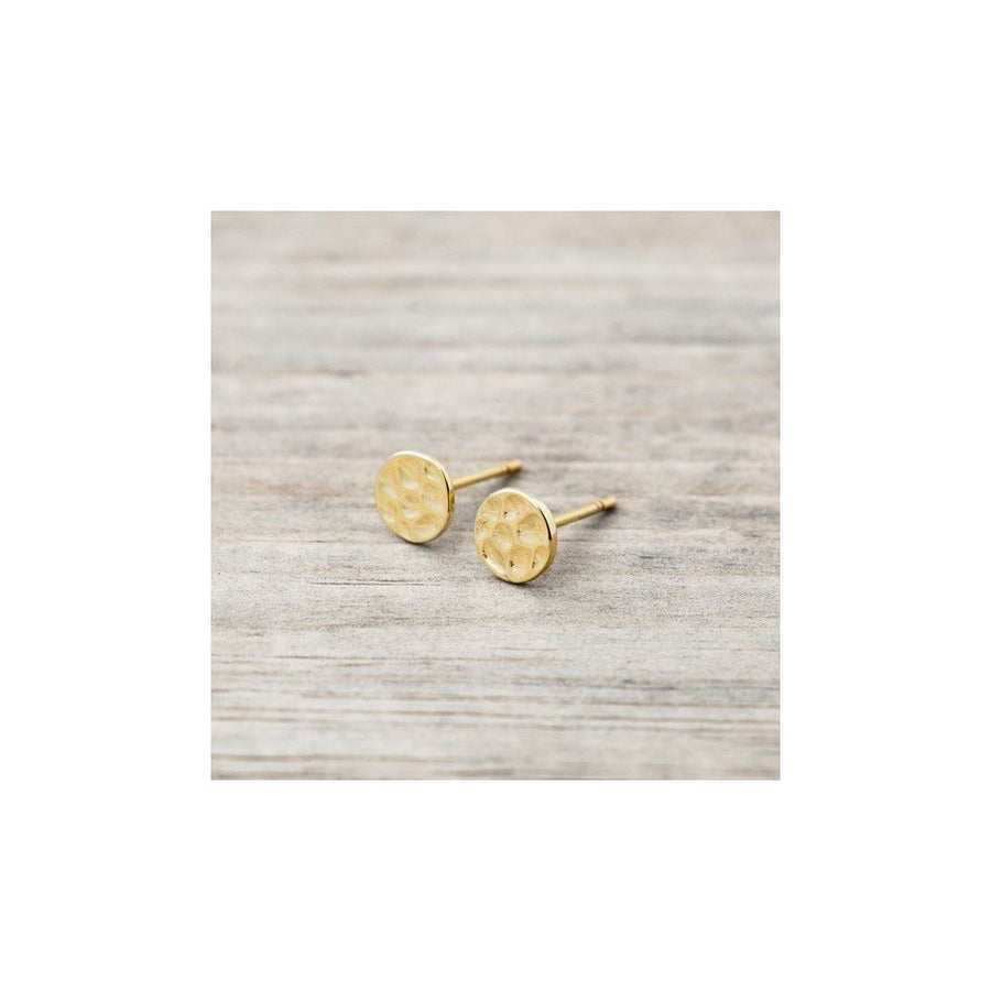 FULLMOON STUDS - GOLD