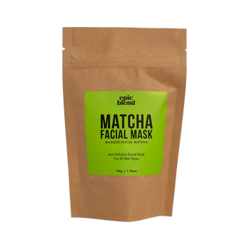 FACE MASK - MATCHA
