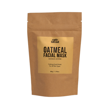 FACE MASK - OATMEAL