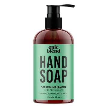 SPEARMINT LEMON HAND SOAP