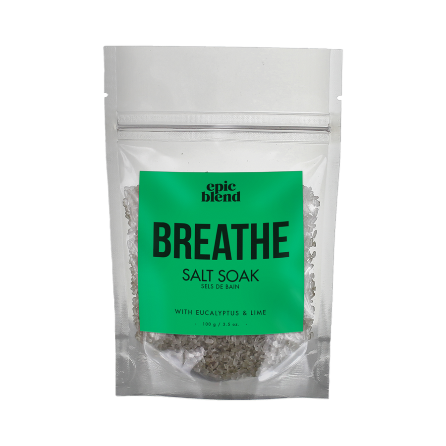 BREATHE SALT SOAK
