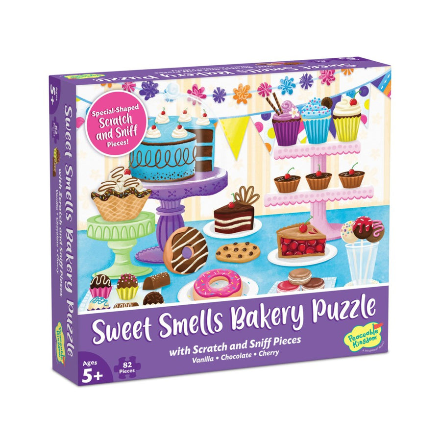 PUZZLE - SWEET SMELLS BAKERY