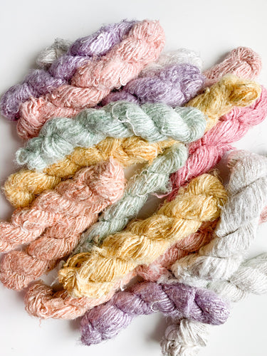 Banana Silk Yarn