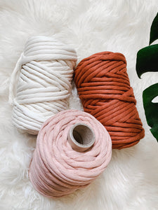 9mm Chunky Cotton Cord