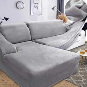 Plush Sofa Covers - Universal Fitting