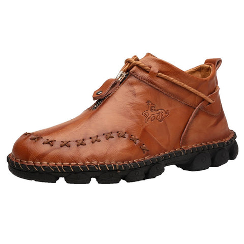 SAGACE Hunting, Waterproof Hiking Shoes, Soft Leather