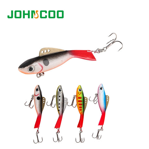 Ice Glide Jigging or Summer Ripping Lures, 3 or 4pc Sets in 12g/18g or 28g Size