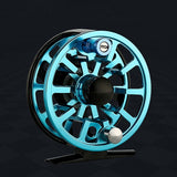 3/4 5/6 7/8 9/10 WT Large Arbor Fly Fishing Reel Aluminum