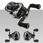 Fishband Bait Casting Reel 7.2:1 Ratio 11+1 BB