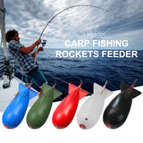 Mosodo Carp Fishing Rocket Feeders Baiting L M S Pellet Feeders
