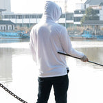 Long Sleeve Hoodie Sweatshirt Zipper Breathable Quick Dry