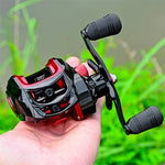 Bait Casting Reel 17 + 1 BB   7.1:1 Ratio Right or Left