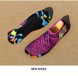 Bonjean Swimming Water Shoes Beach Camping Non-slip Slip-on