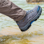 Sneakers Hiking Shoes Waterproof Anti-Skidding Men's