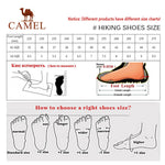 CAMEL High Top Hiking Shoes/Boots Waterproof Anti-Slip Climbing