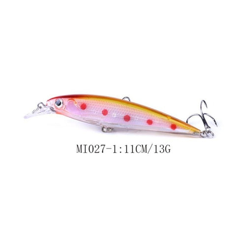 Artificial Jerk Bait Minnow Lure