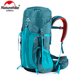 Naturehike 55-65L Backpack Professional Suspension