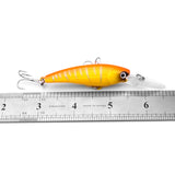 Fishing Lures 3D Eyes Diving Minnow Jerk Bait