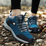 Women's Sneakers Trainers Breathable Non-slip Waterproof Hiking Fashion