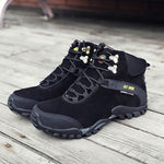 Out Door Sports Hiking High Top Shoes Non-Slip Breathable Fashion